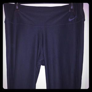 Nike Dri-fit Leggings size XL black